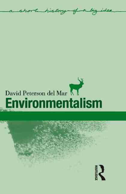 Environmentalism By Peterson Del Mar, David
